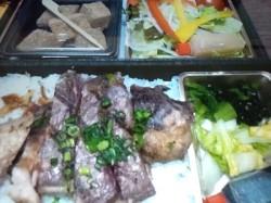 ☆神戸屋☆ ステーキ弁当