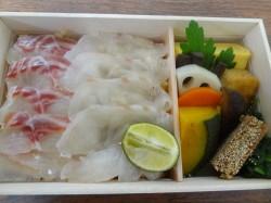 ☆日本料理 つつみ☆ 鯛ちらし弁当