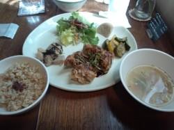 ★pinch of salt★ 名東区 自然食カフェ