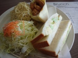 ★ポロポロ★ 豊明市 サンドイッチ食べ放題