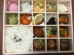 ☆栄吉飯店☆ 中区@栄 16種類弁当