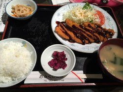 ★おふくろの味★ 港区@名古屋港駅 和食