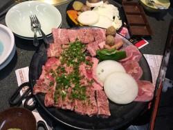 ★あみやき亭★ 瑞穂区@妙音通 焼肉は食べ放題ではないけれどサラダバーやデザートバーが充実しています