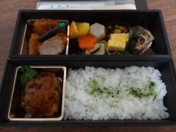 ☆JUNOS☆ ハンバーグ弁当3