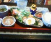 名古屋市昭和区御器所にあるミトカフェで日替わりランチ