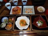 名古屋市天白区にある会席料理屋さん 櫓心枯ろここ でママ友と子連れランチ