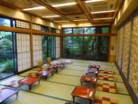 名古屋市熱田区の老舗料亭賀城園でお祝いランチ、お食い初めや顔合わせにも最適