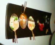 北海道洞爺ウインザーホテル内の3つ星レストランミッシェル・ブラスで豪華なフレンチディナー