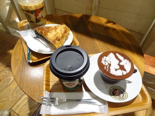 ★ホノルルコーヒー★ 神奈川県横浜市 カフェ