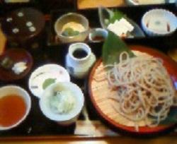 名古屋市瑞穂区にある安江瑞穂店はそば・精進料理で有名なお店 ランチが感動的だった
