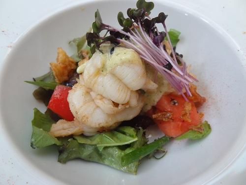 名古屋市瑞穂区の会員制フレンチレストラン レザンドールザ陽明クラブは一言さんでもランチは可能だった