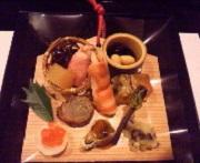 昭和区いりなか駅から徒歩8分、子供不可の大人な日本料理のお店「せき根」で大人なランチコースを食す