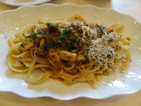 天白区八事駅から徒歩15分、イタリア料理「アヴェンティーノ」でランチコース 現在は「オステリア デル クオーレ」に改名