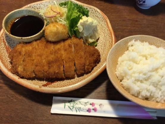 名古屋市昭和区御器所駅から徒歩7分、お箸できれる上ヒレカツ定食は、とんかつの原点だった 閉店