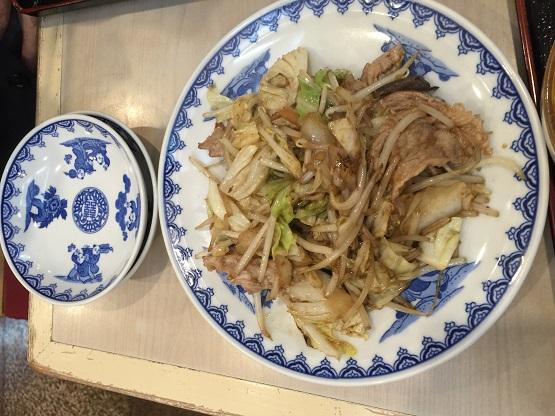 ★中京飯店★ 瑞穂区@総合リハビリセンター 庶民的なお味の中華料理店