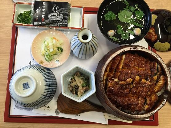 名古屋市瑞穂区、総合リハビリセンター駅徒歩2分、ひつまぶしう家で昼間から贅沢に特上うなぎ丼を食べて舌がとろけた件