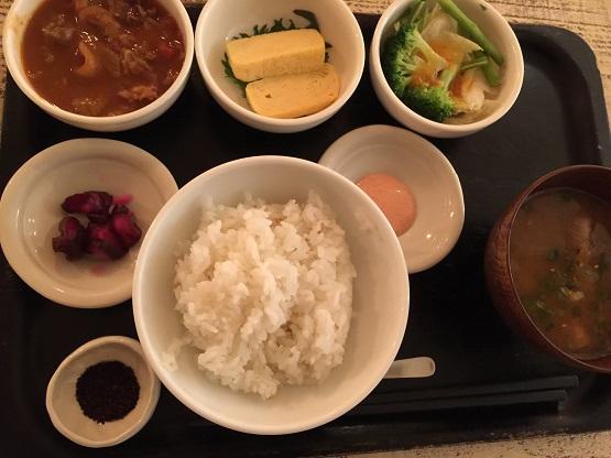 名古屋市中区矢場町パルコ内のレストラン和YUSOSHIカフェ リニューアルしてchano-ma 名古屋店に変更