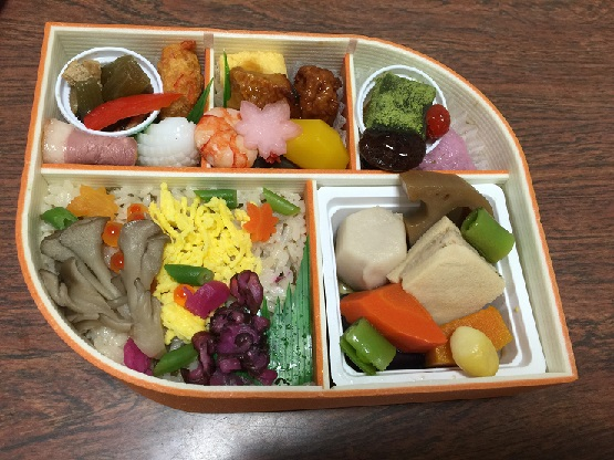 ☆なだ万☆ 11月の彩菜の膳