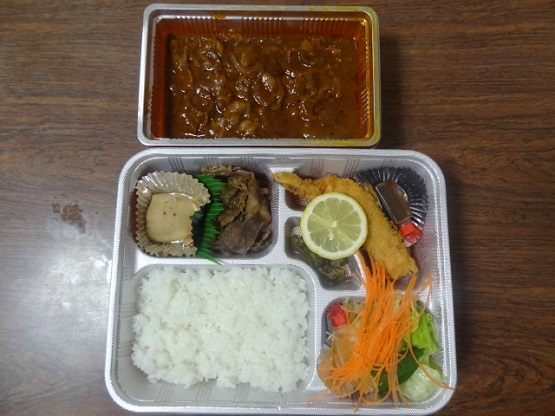 ☆キッチン千代田☆ ハヤシライス弁当