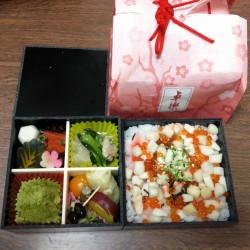 ☆卓楽☆ チラシ寿司弁当