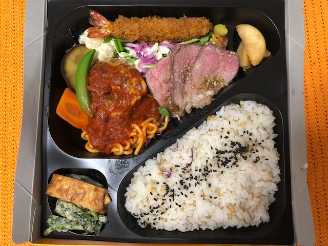 ☆ランチボックス☆ お弁当@テイクアウト