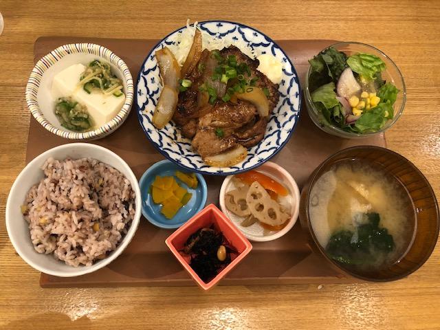 名古屋市中区矢場町駅PARCO5階のカワラカフェアンドキッチンは子連れランチにオススメ