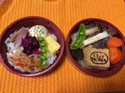 ☆シェ・ノーマ☆ すき焼き弁当
