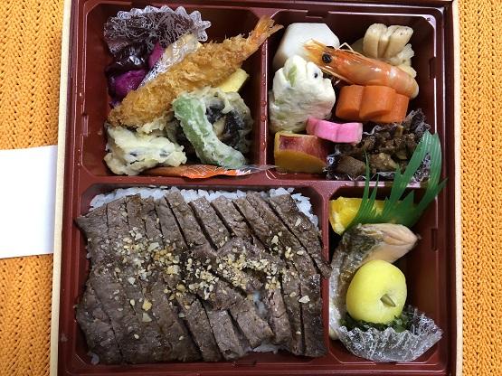 岐阜県瑞浪市土岐町にある老舗、みわやの牛まぶし弁当は一度は食べる価値があるお弁当です