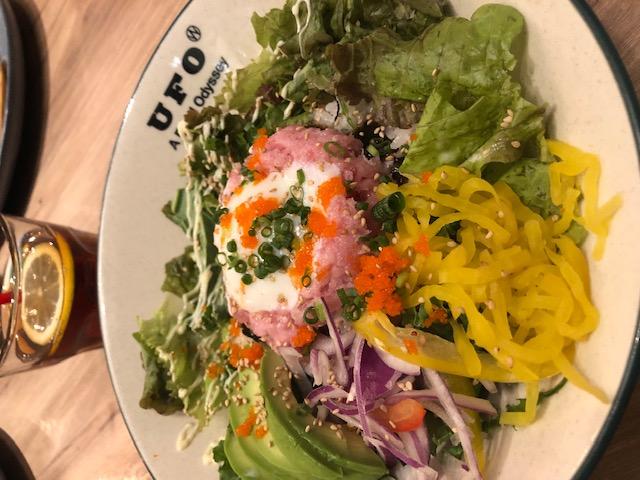 名古屋駅直結 ゲートタワーの ワイヤードカフェ はディナーがおすすめ