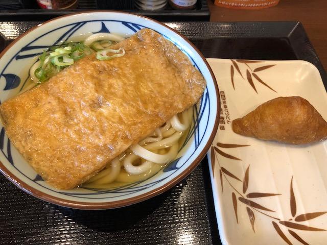 丸亀製麺 名古屋丸の内店で愛知県図書館帰りに子連れうどんランチ