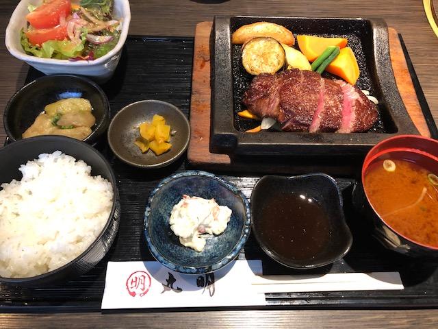 瑞穂区にある丸明 は本物志向 飛騨牛専門の焼肉・韓国料理屋さん