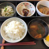 名古屋市瑞穂区にある定食屋さん和が家でランチ