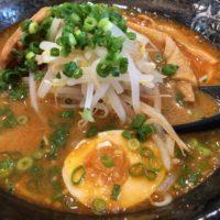 蒲郡市のラグーナフェスティバル2階にあるお食事処心「こころ」の味噌ラーメンはお得なランチでボリューム満点