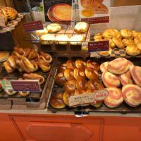 名古屋市南区新瑞橋駅から徒歩約5分、イオンモール新瑞橋内の阪急ベーカリー&カフェは激安パンなのに美味