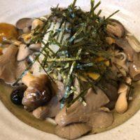 総合リハビリセンターから徒歩9分、安江瑞穂店でランチ、きのこおろし定食と期間限定の1人かも鍋そばを食べてみた