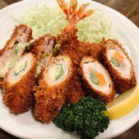 横浜市にある勝烈庵 相鉄ジョイナス店 でオススメのとんかつと店舗限定メニュージョイナス定食を食べてみた