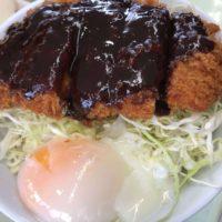 クーポンを利用し長野県の平谷スキー場のレストラン将軍でカツ丼やカルボナーラ、カレーうどんなど食べてきた
