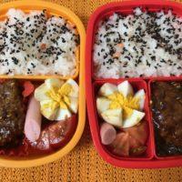 学校に行かなくなった子供のお弁当は4月10日から手作りして画像におさめたので載せてみた